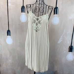 NWOT Spell & the Gypsy Love Lace Slip Dress